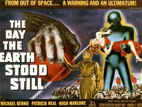 The jour The Earth Stood Still