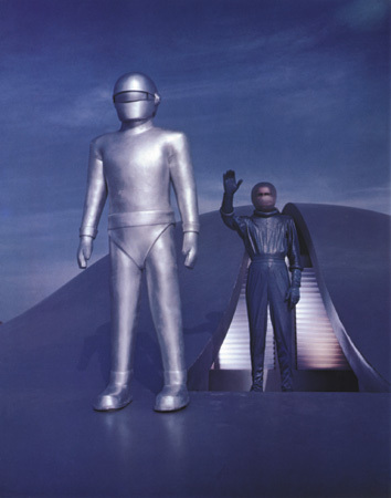 The दिन The Earth Stood Still