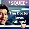 The Doctor Loves Rating - fanpop Icon