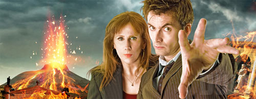 The Doctor and Donna-Series 4
