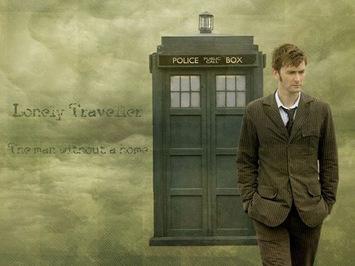 The Doctor - doctor-who Wallpaper