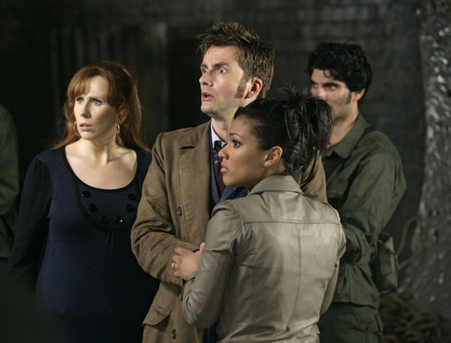 The Doctor's Daughter 4x06 Promo Pics