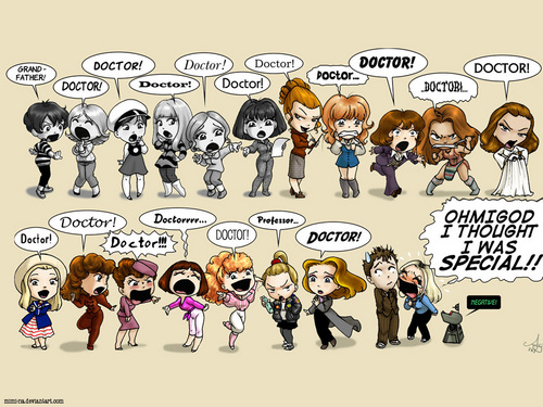 The Doctor's Girls