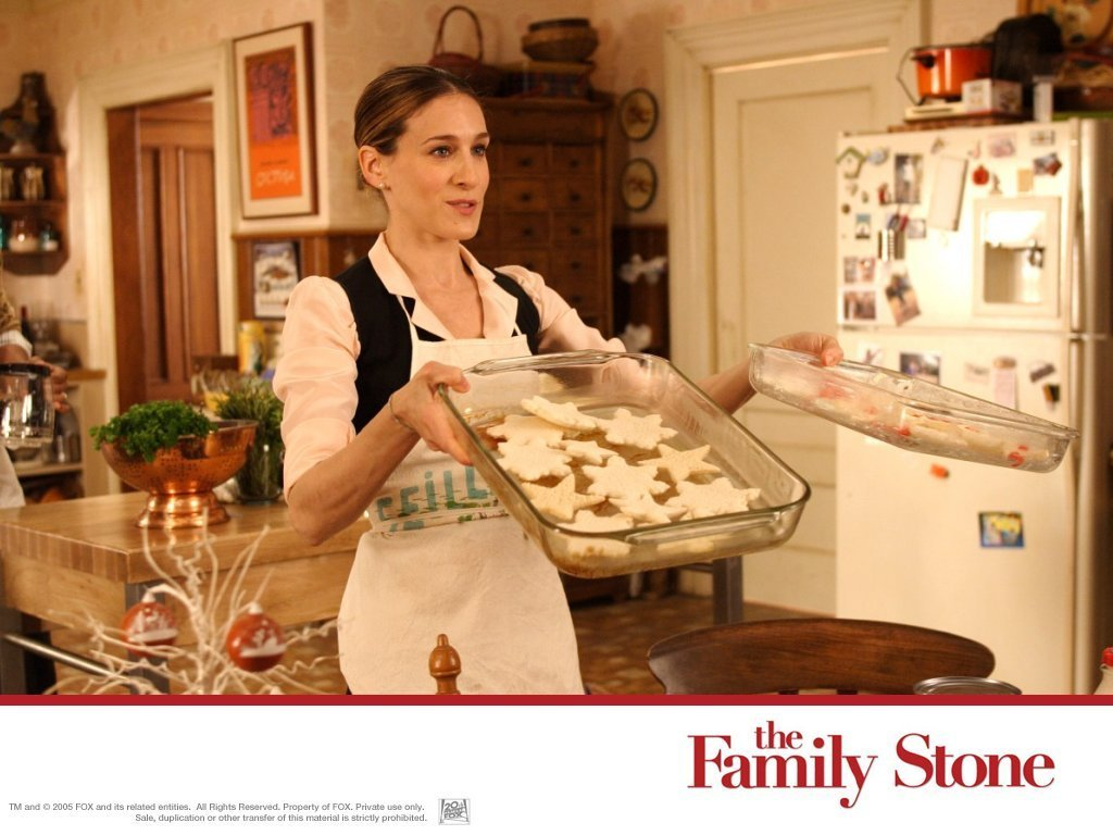 the family stone The family stone is one of those christmas movies viewers either love or hate, mostly because it's just about impossible.