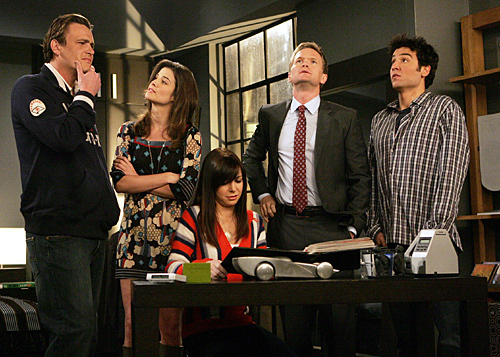 How I Met Your Mother wallpaper entitled The Final Hour