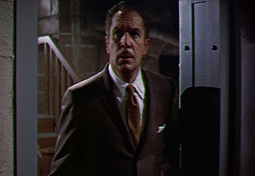 Vincent Price wallpaper containing a business suit, a suit, and a three piece suit entitled The Fly