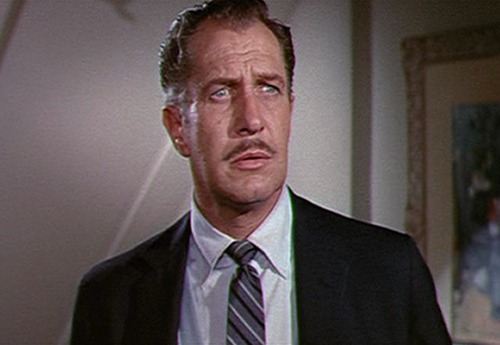 Vincent Price wallpaper containing a business suit, a suit, and a two piece entitled The Fly