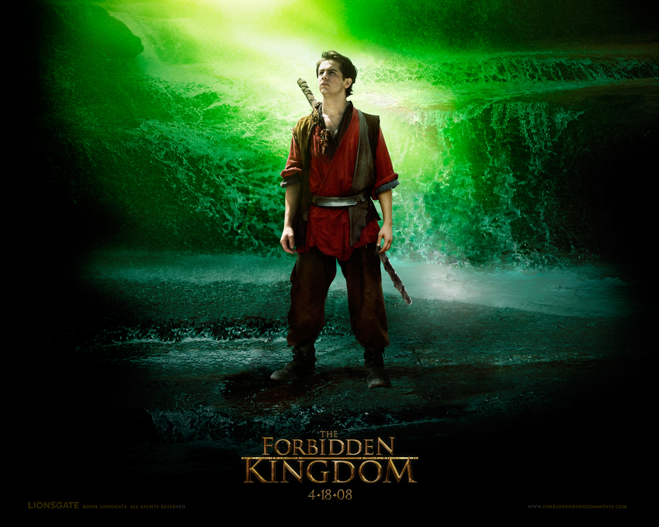 The Forbidden Kingdom HQ Movie Wallpapers | The Forbidden ... |The Forbidden Kingdom Wallpaper