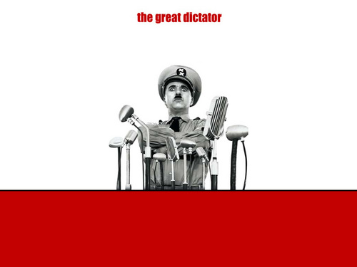 The Great Dicator