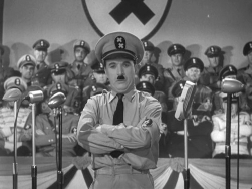 is the great dictator a holocaust I had something of a similar experience when i re-watched charlie chaplin's acclaimed 1940 comedy the great dictator, recently hollywood and the holocaust.