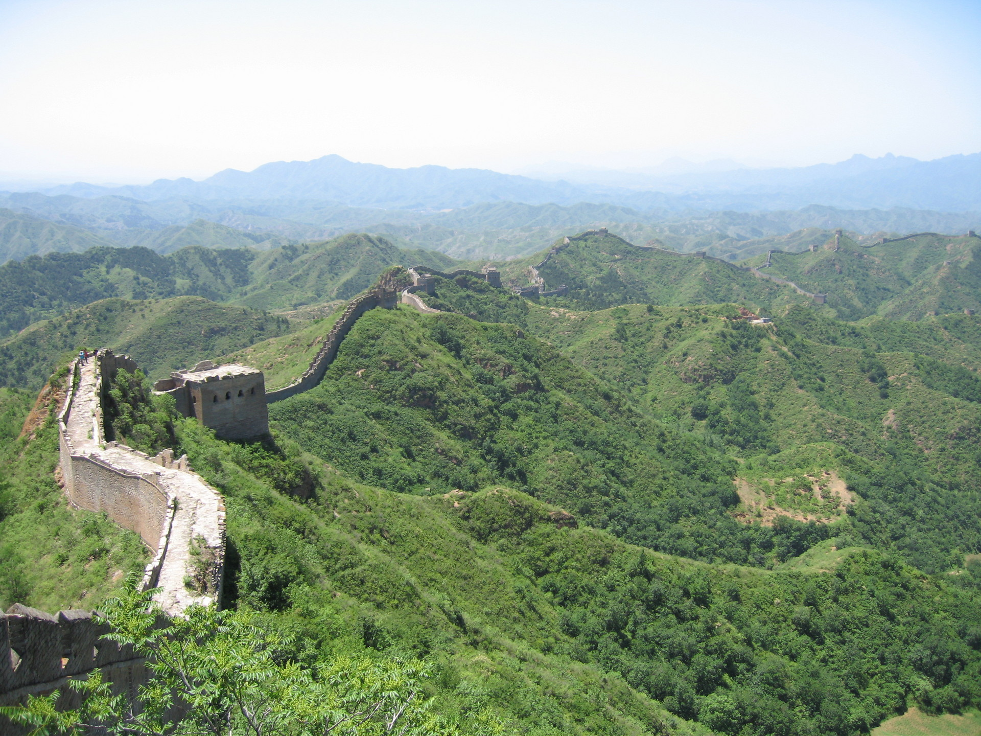 trip great wall china essay The most important man-made structure in the world: the great wall of china history essay.