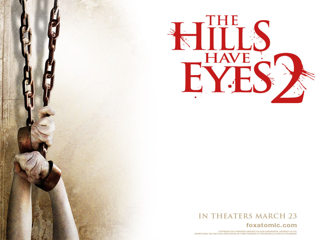 THE HILLS HAVE EYES 2 - Horror Movies Wallpaper (950113) - Fanpop