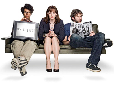 The IT Crowd  - the-it-crowd photo