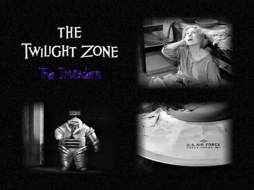 twilight zone pinball wallpaper