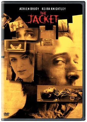 The Jacket DVD Cover Art