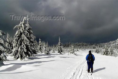 The Karkonosze Mountains