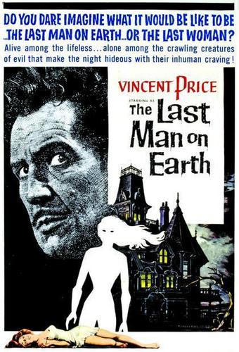 Vincent Price wallpaper containing anime called The Last Man On Earth