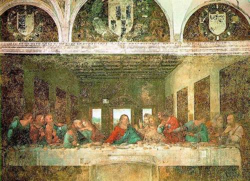 The Last makan malam, sister