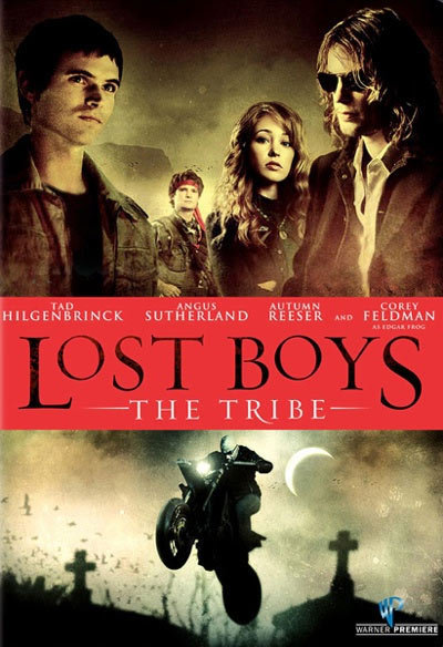 迷失 Boys 2: The Tribe Poster