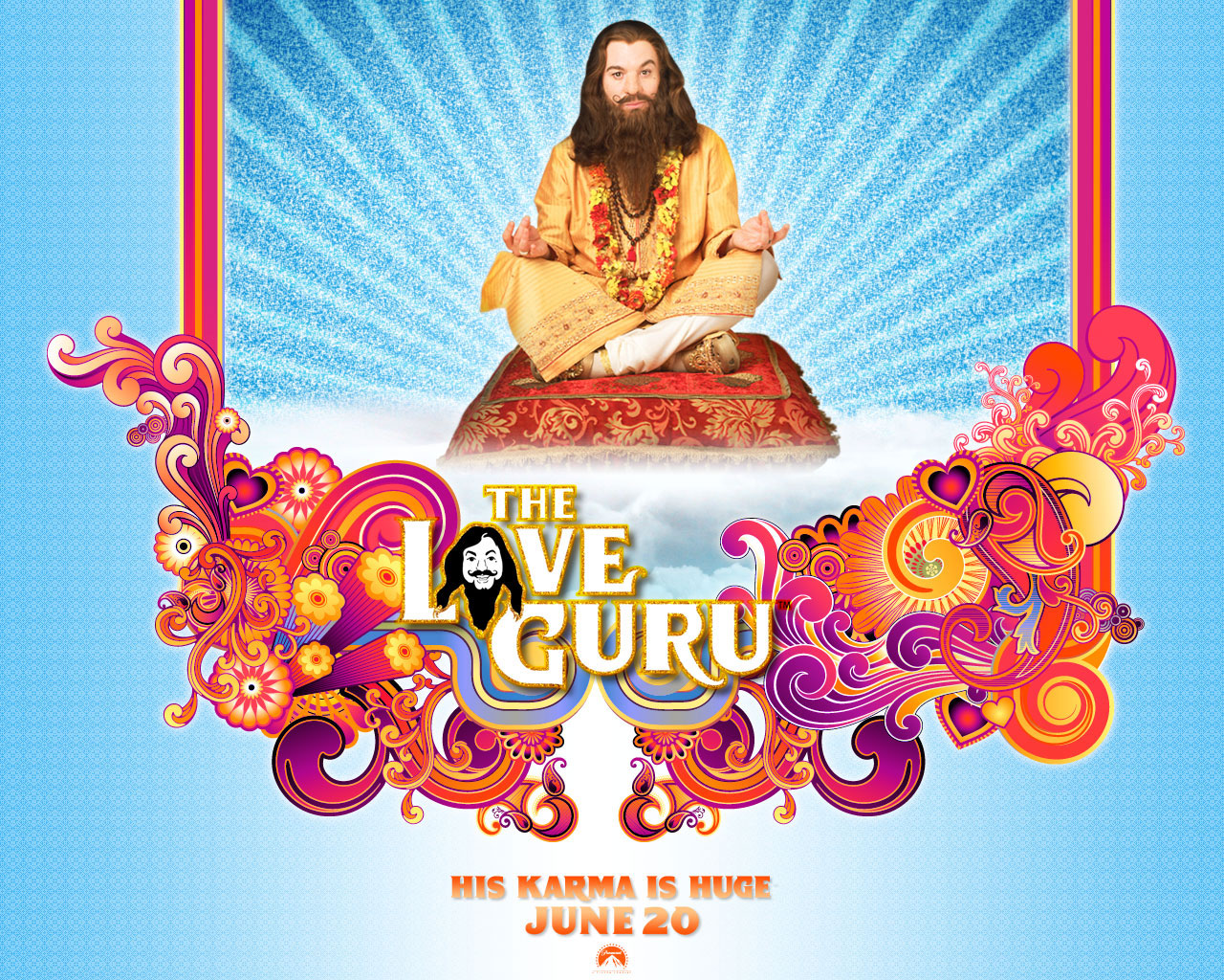 Love Guru Wallpapers : Mike Myers images The Love Guru HD wallpaper and ...