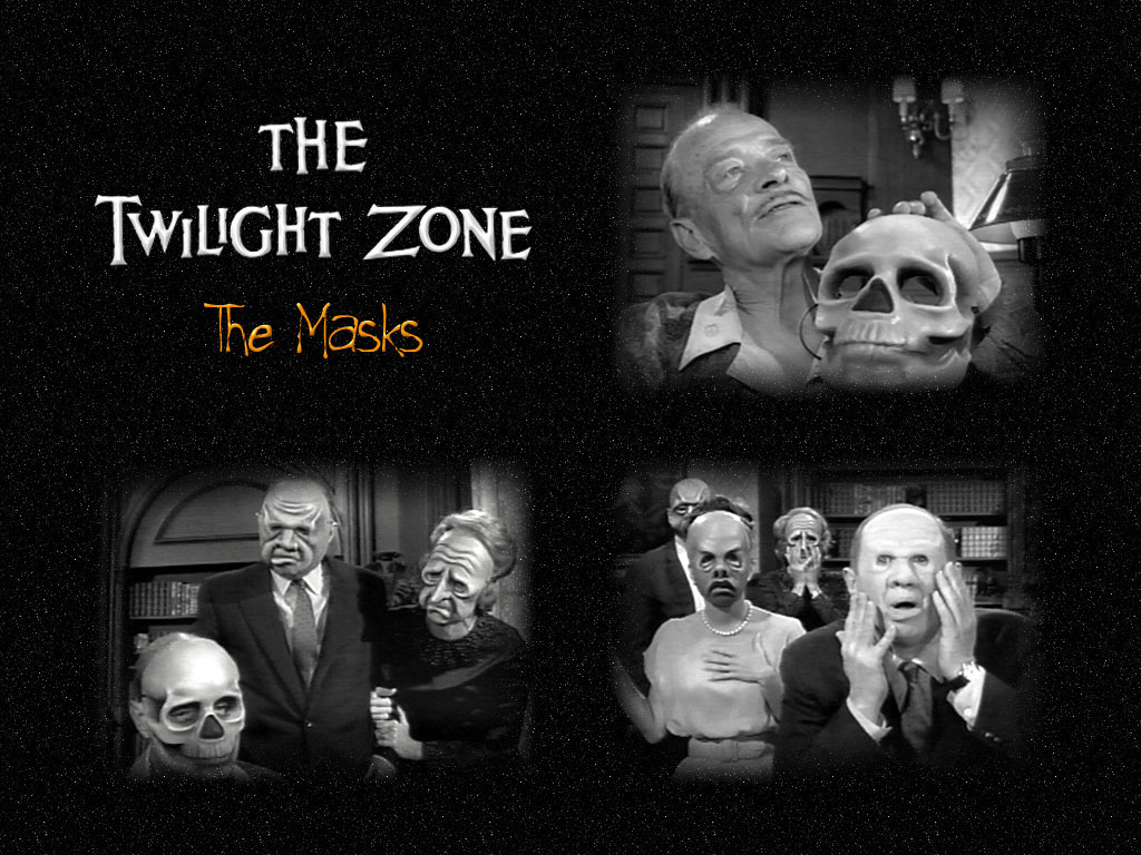 The Twilight Zone Images Masks HD Wallpaper And Background Photos