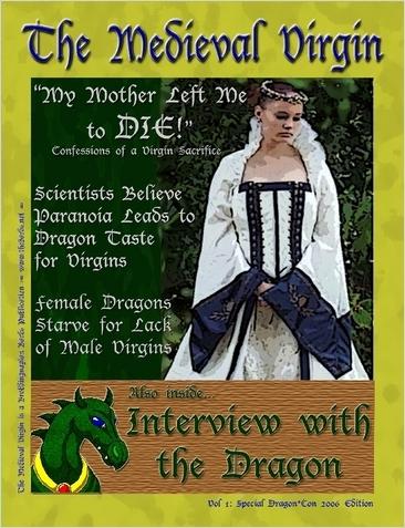 The Medieval Virgin, Vol. 1
