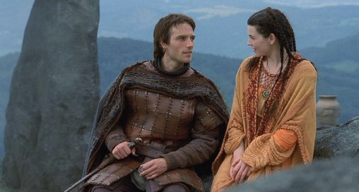 Michael Vartan Lancelot Mists of Avalon Morgaine