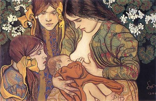 The Motherhood - S.Wyspianski