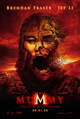 The Mummy 3 Poster