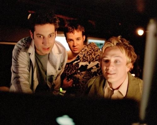 The Nerd Trio