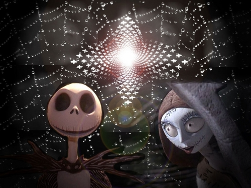 Nightmare Before Christmas wallpaper entitled The Nightmare Before Christmas