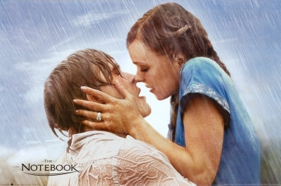 parejas de películas fondo de pantalla titled The Notebook