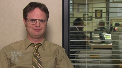 The Office- Did I Stutter