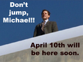 The Office Returns April 10th - michael-scott fan art