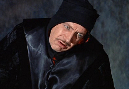 Vincent Price 壁紙 entitled The Pit and the Pendulum