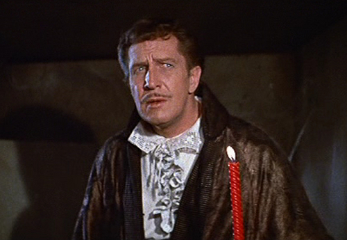 Vincent Price wallpaper titled The Pit and the Pendulum