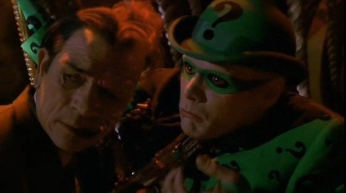 The Riddler and Two-Face