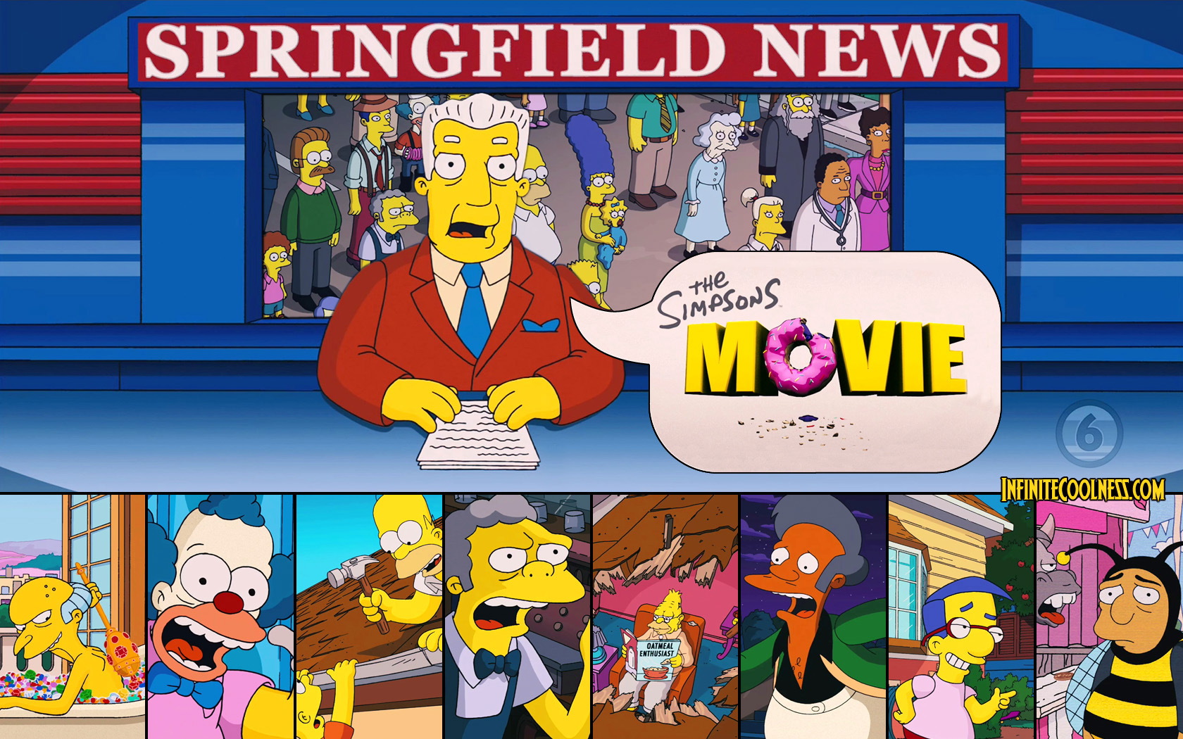 the simpsons movie the simpsons movie wallpaper 850595