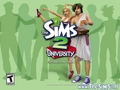 The Sims 2 University - the-sims-2 wallpaper