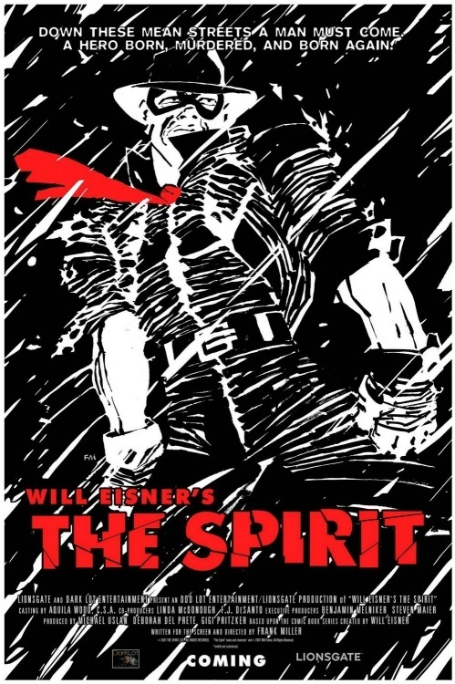 The Spirit (2009)