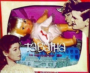 Bewitched wallpaper called The Tabatha doll