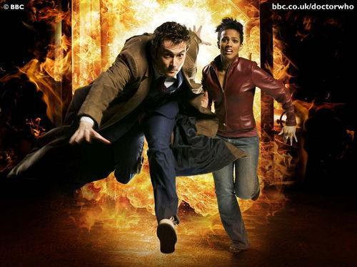 The Tenth Doctor দেওয়ালপত্র called The Tenth Doctor