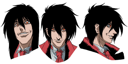 The Three Faces of Alucard