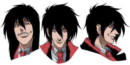 The Three Faces of Alucard