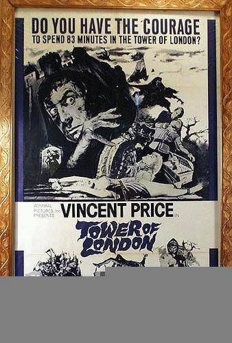 Vincent Price wallpaper entitled The Tower Of London