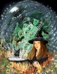 The Witches Cauldron