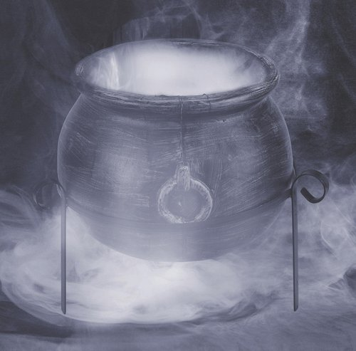 The Witches Cauldron - witchcraft Photo