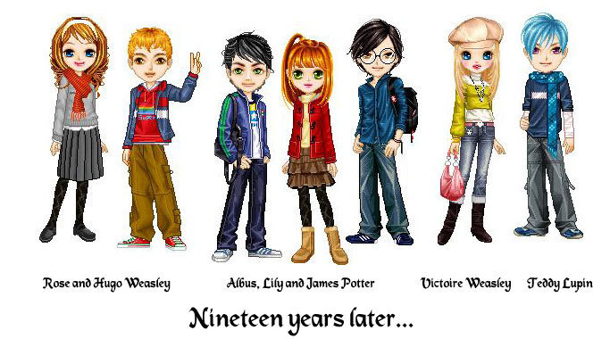 the new kids from harry potter images the new kids