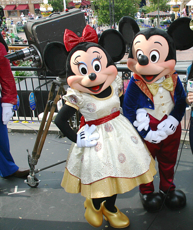 The real ones 2 - mickey-and-minnie Photo