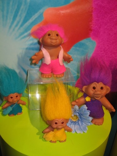 The trolls gay-pride